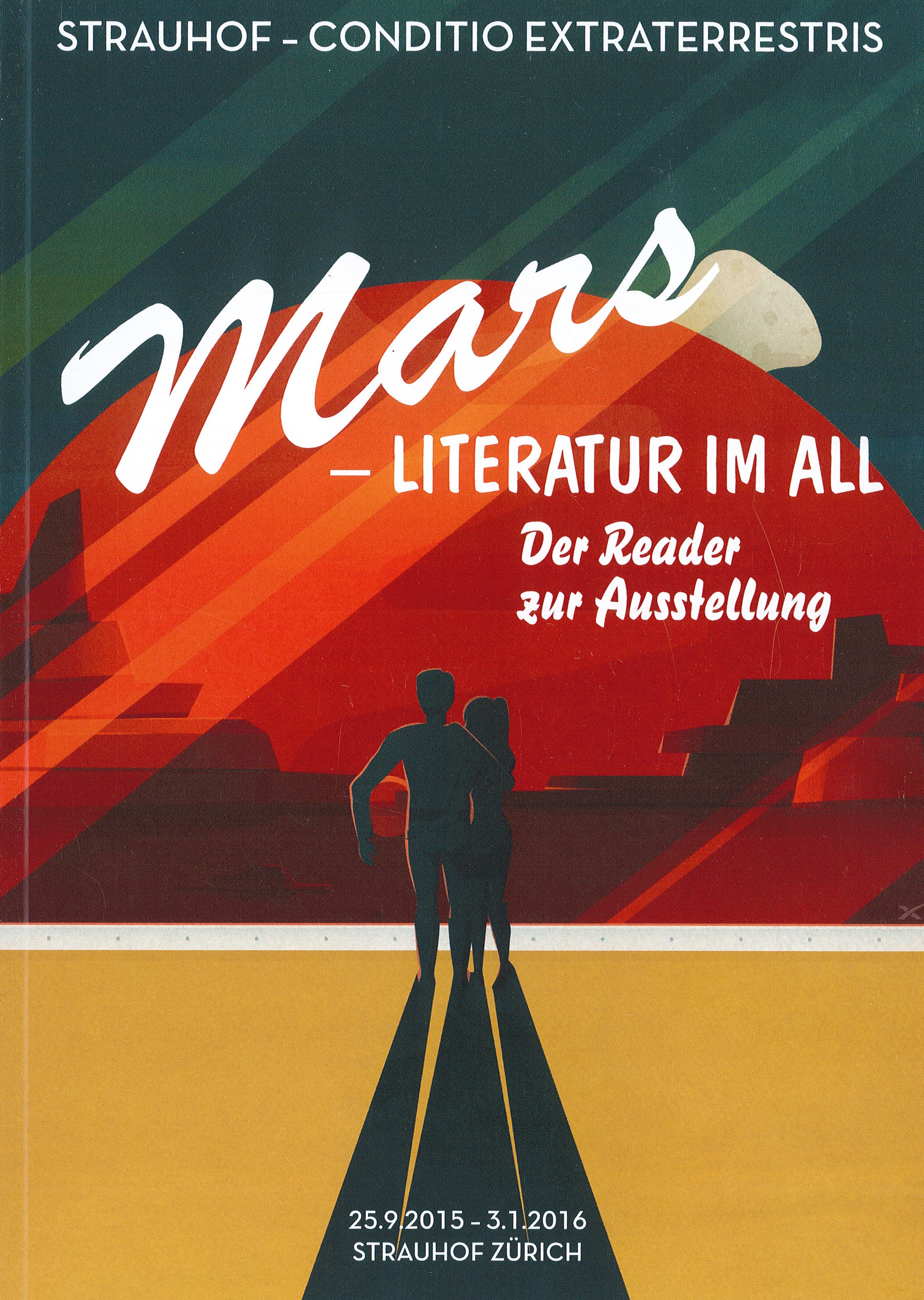Mars - Literatur im All